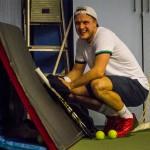 Tennisspilleren Jonas Berg