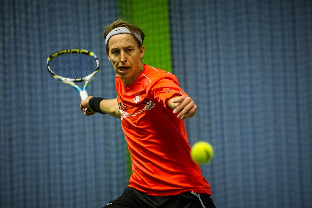 Tennisspilleren Kasper Warming