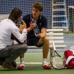 Tennisspilleren Mads Hjortskov