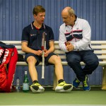 Alexander Schou og Niklas Rosengren