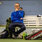 Tennistræner Bjørn Hilberg