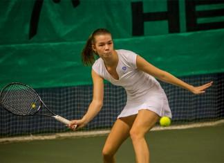Tennisspilleren Emma Håkansson