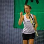 Tennisspilleren Mathilde Tranberg