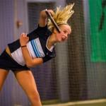 Tennisspilleren Clara Tauson