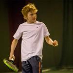 Tennisspilleren Arthur Leonhard Linck