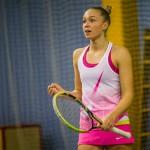 Tennisspilleren Rebekka Hillingsø