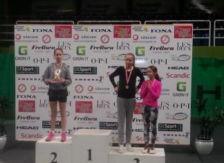 Pernille Larsen, Charlotte Ellegaard, Anna Richmond Hector