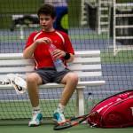 Tennisspilleren Eric Vanshelboim