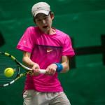 Tennisspilleren Marcus Gram Petersen