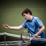 Tennisspilleren Gustav Theilgaard