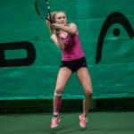 Tennisspilleren Sidsel Dahl Pehrson
