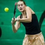 Tennisspilleren Emilie k s hansen