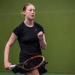 Tennisspilleren Mia Schmidt-Jørgensen