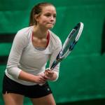 Tennisspilleren Anne-Sofie Lyhne Moltke Leth