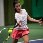 Tennisspilleren Charlotte Ellegaard