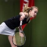 Tennisspilleren Anna Richmann Hector