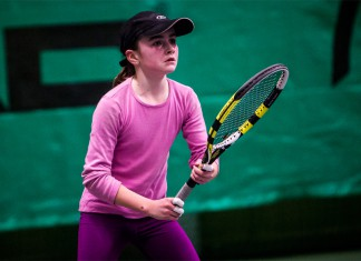 Tennisspilleren Michelle Tully