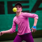 Tennisspilleren Michelle Tully