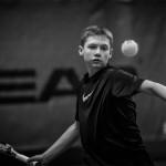 Tennisspilleren Sebastian Grundtvig