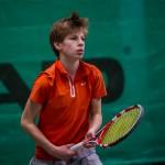 Tennisspilleren Niels Heise Korsgaard