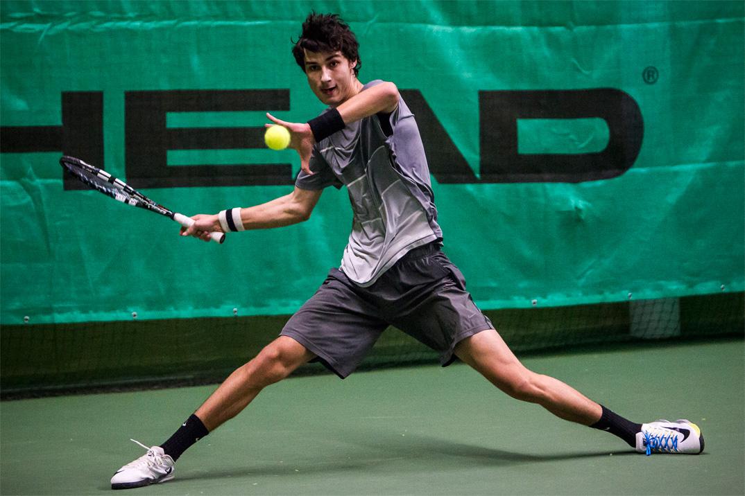 Tennisspilleren Nikolaj Katic