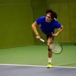 Tennisspilleren Patrick Kristensen