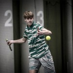 Tennisspilleren Thomas Skøtt Støttrup