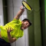 Tennisspilleren Tobias Lentz