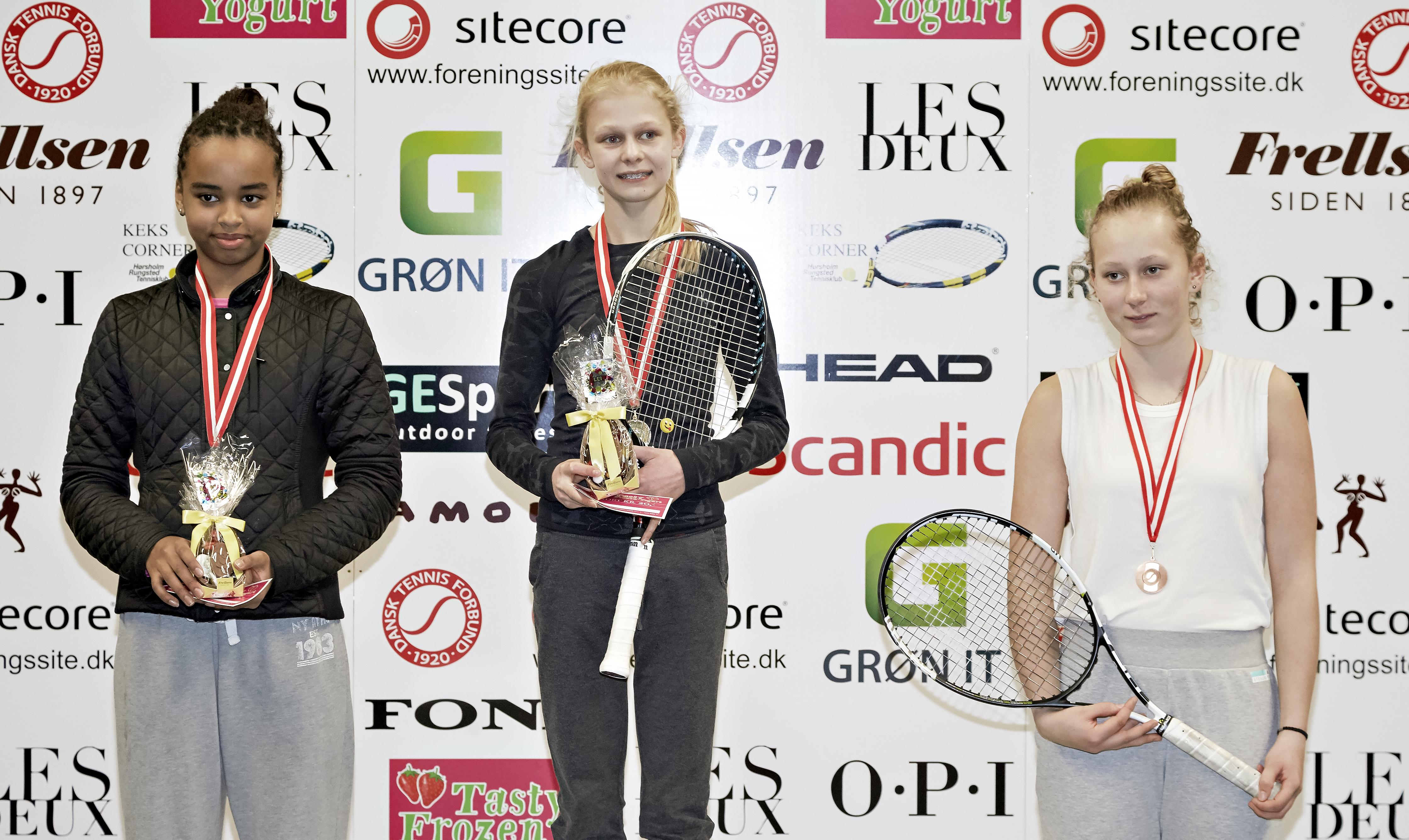Martha-Elisa Stemann, Hannah Viller Møller, Mille Elsborg