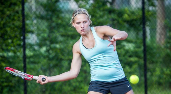 Tennisspilleren Helena Steenberg
