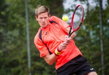 Tennisspilleren Philip Ørnø