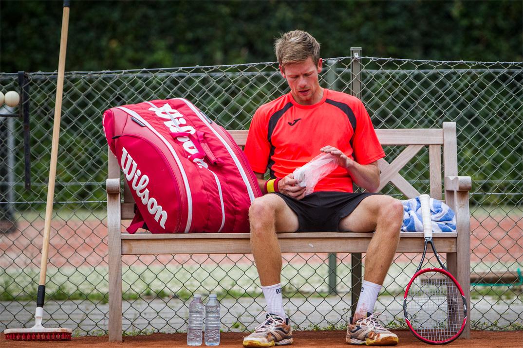 Tennisspilleren Philip Ørnø. Foto: Sportsfotograf.com.