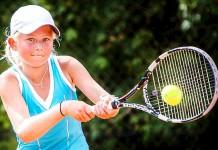 Tennisspilleren Clara Tauson.