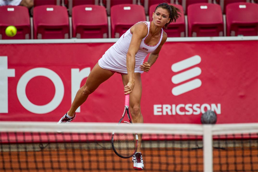 Tennisspilleren Camila Giorgi
