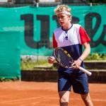 Tennisspilleren Kasper Elsvad