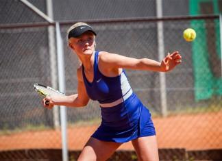 Tennisspilleren Helena Francati