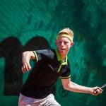 Tennisspilleren Anders Ibh