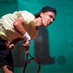 Tennisspilleren Daniel Burr