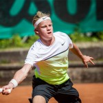 Tennisspilleren Thomas Schwencke Lindqvist