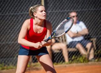 Tennisspilleren Emma Tranberg