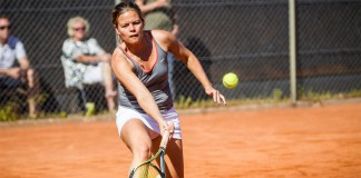 Tennisspilleren Karina Ildoor Jacobsgaard