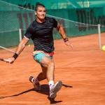 Tennisspilleren Dmitrii Baskov