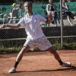 Tennisspilleren Hans Stentoft