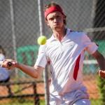 Tennisspilleren Jeff Sørensen