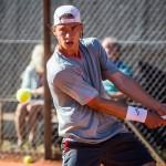 Tennisspilleren Jesper Korsbæk Jensen