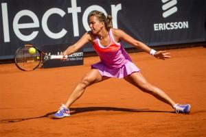Tennisspilleren Barbora Strycova