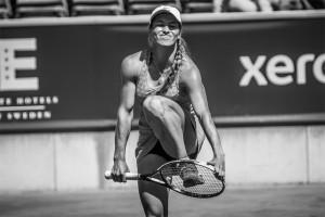 Tennisspilleren Yulia Putinseva