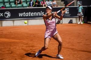Tennisspilleren Alizé Lim