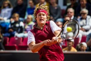 Tennisspilleren Alexander Zverev