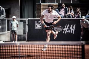 Tennisspilleren Ernests Gulbis